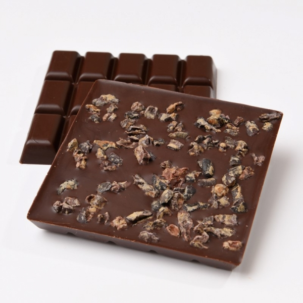 Cacao Nibs - Schoccolatta Raw Vegan Chocolate
