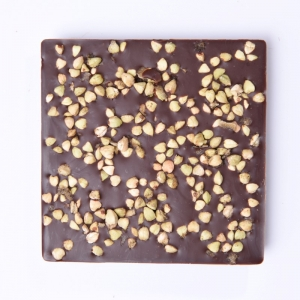 Mint Buckwheat - Schoccolatta Raw Vegan Chocolate 2