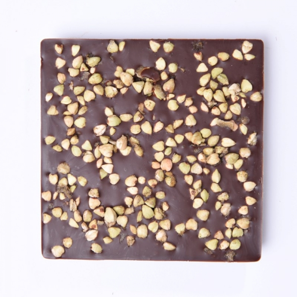 Mint Buckwheat - Schoccolatta Raw Vegan Chocolate 2